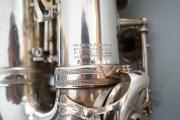 selmer -mark vi mvi m6 alto original silver serial 56xxx-16